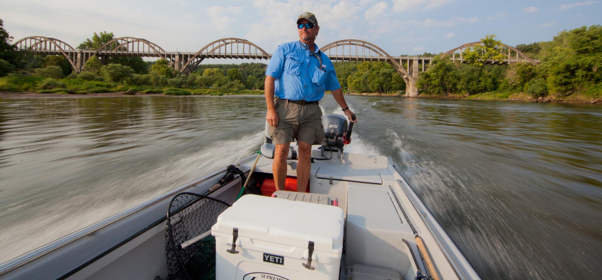 Shawnee & Supreme Boat